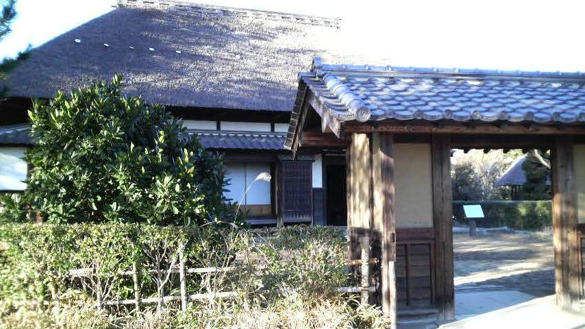 浦和くらしの博物館民家園写真1